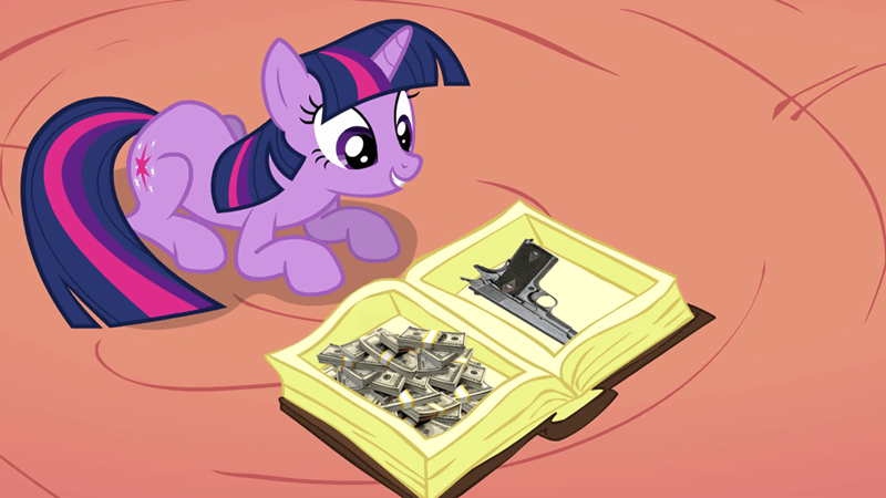 i-shooped-a-pwny twilight sparkle screencap the return of harmony - 9591170048