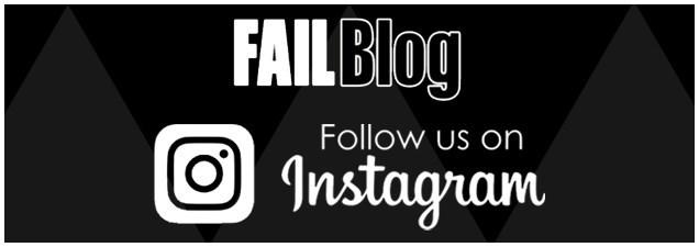 Font - FAILBlog Follow us on O Instagram