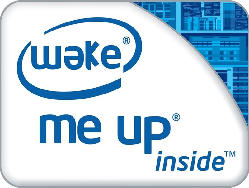 Product - (wƏke) me up ® inside TM