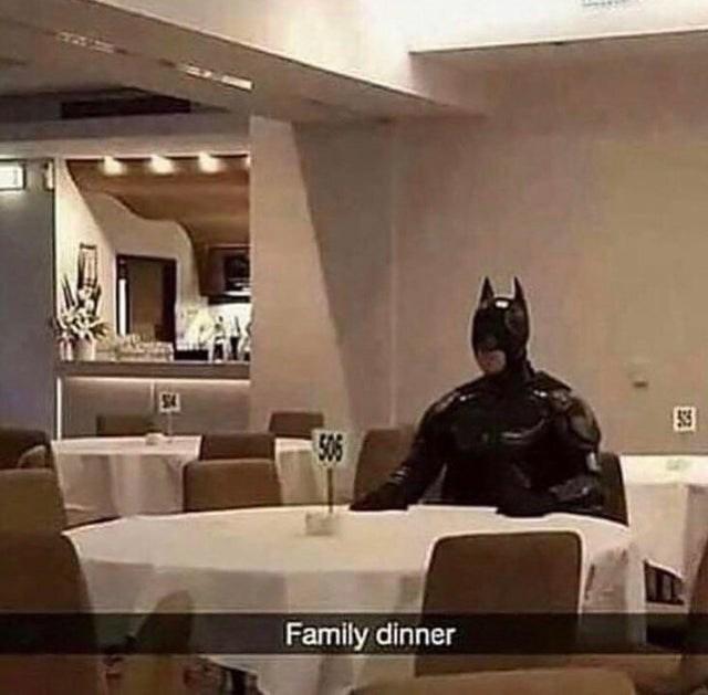 Building - S4 506 Family dinner