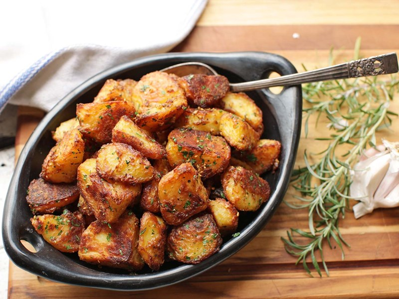 Perfect recipe for the best crunchy and delicious potato wedges you have ever come across