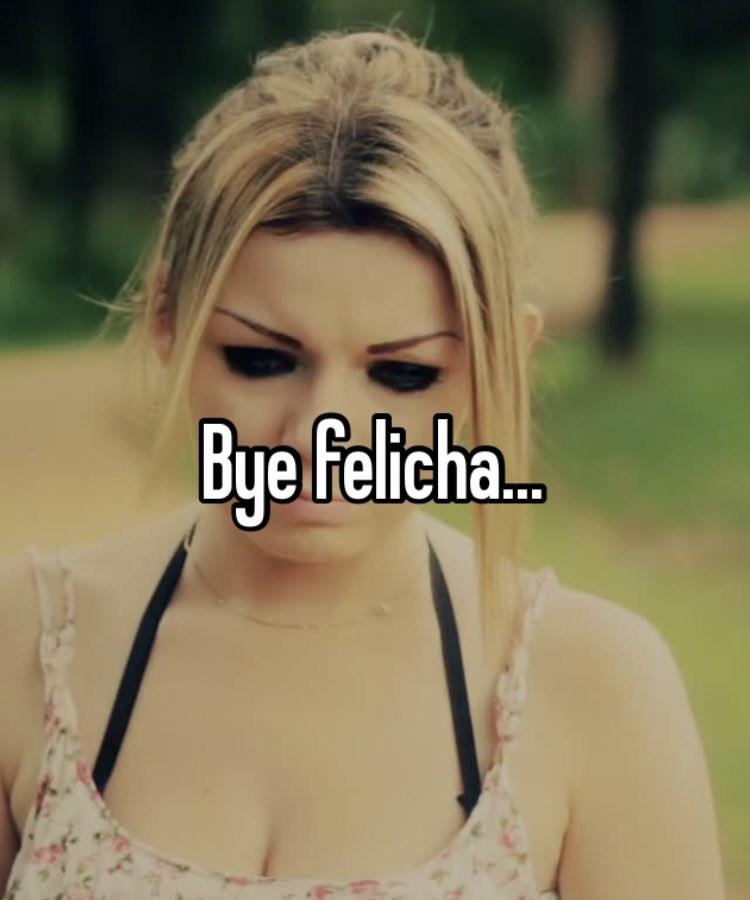 Skin - Bye felicha.