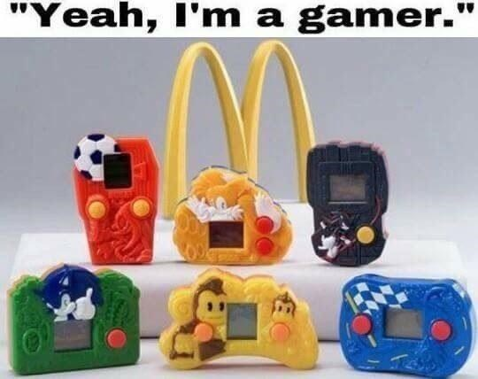 """Product - """"Yeah, I'm a gamer."""""""