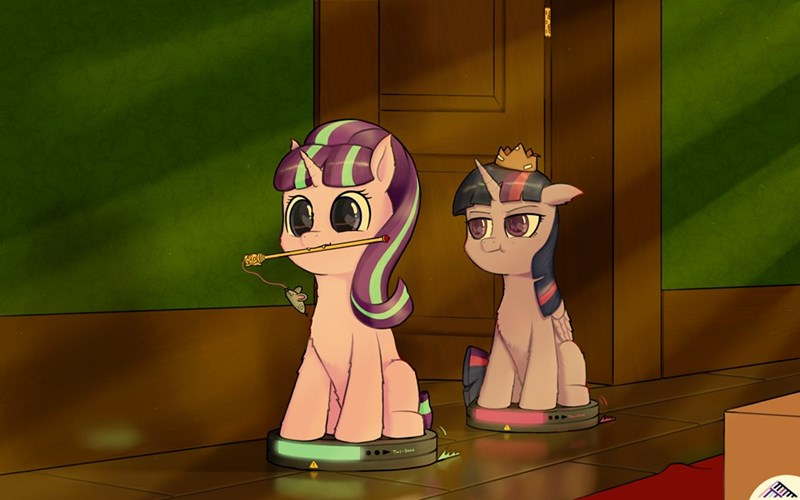 the great and powerful trixie starlight glimmer fchelon - 9593201152