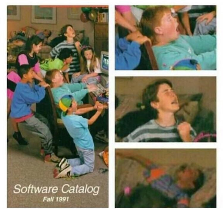 Shirt - Software Catalog Fall 1991