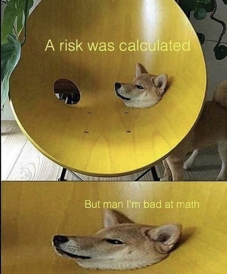 Carnivore - A risk was calculated But man I'm bad at math