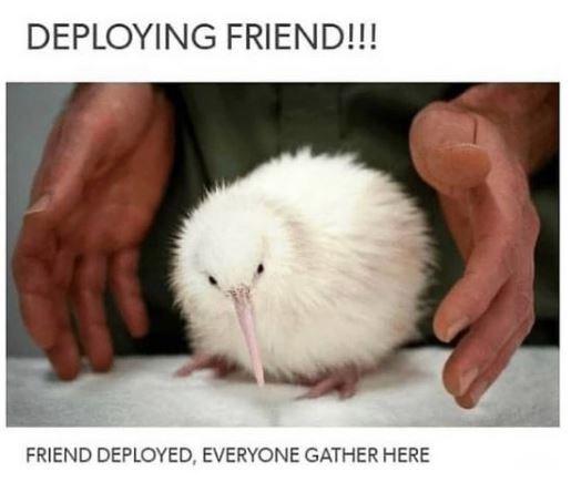 Organism - DEPLOYING FRIEND!!! FRIEND DEPLOYED, EVERYONE GATHER HERE