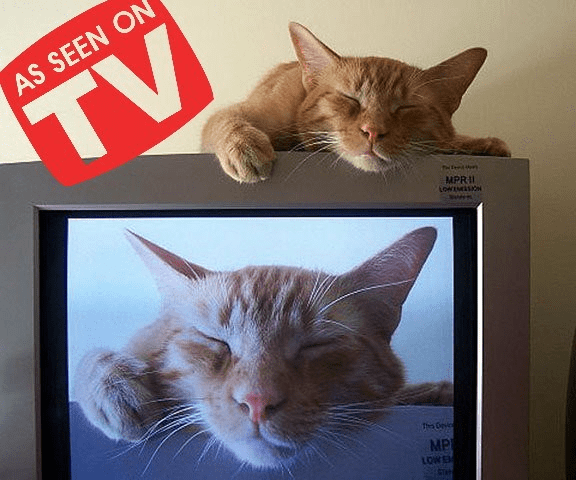 Cat - AS SEEN ON TV MPRII LOWEMASION Th Devie MP LOWE GTA