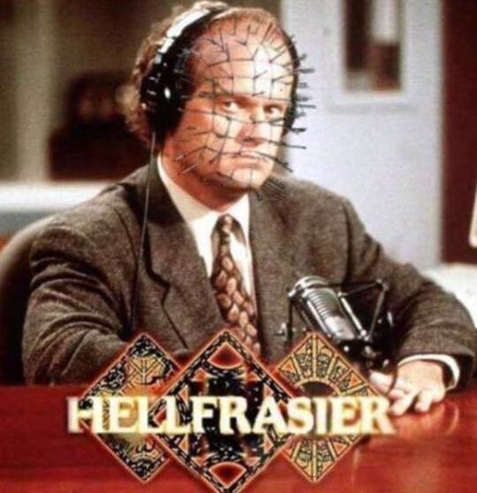 Tie - HELLFRASIER