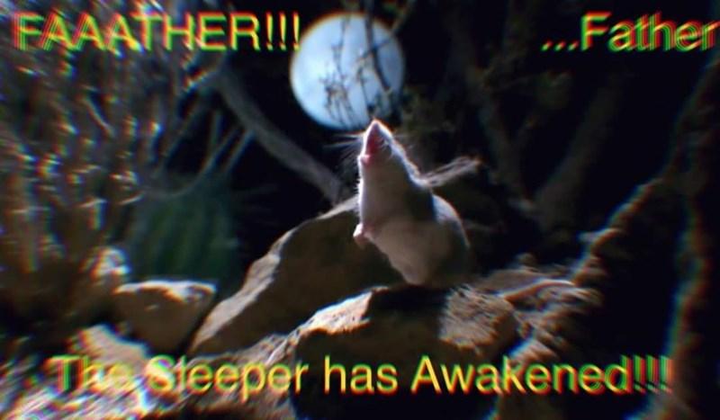 "Organism - FAAATHER!! ""Father Tie Steeper has Awakened!!!"