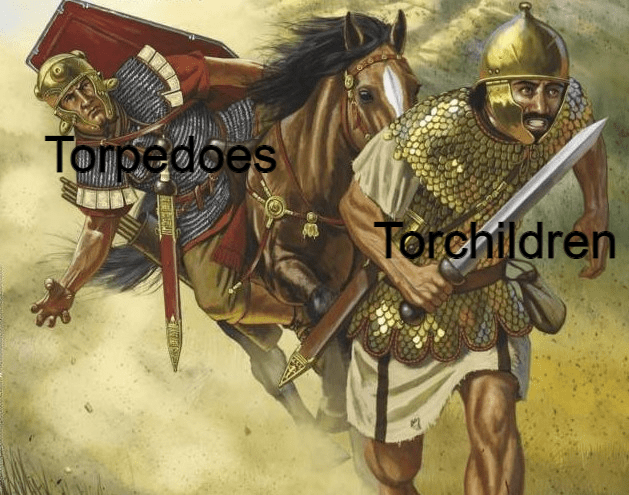Horse - Torpedoes Torchildren