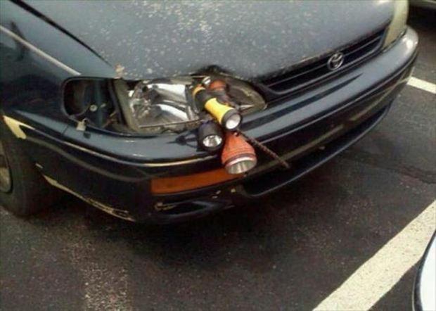 Automotive parking light