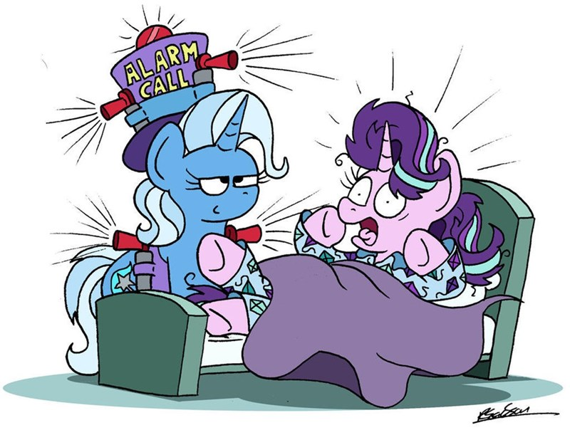 the great and powerful trixie bob the dalek starlight glimmer - 9599857664