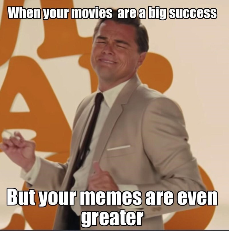 Forehead - When your movies area big success But your memnes are even greater