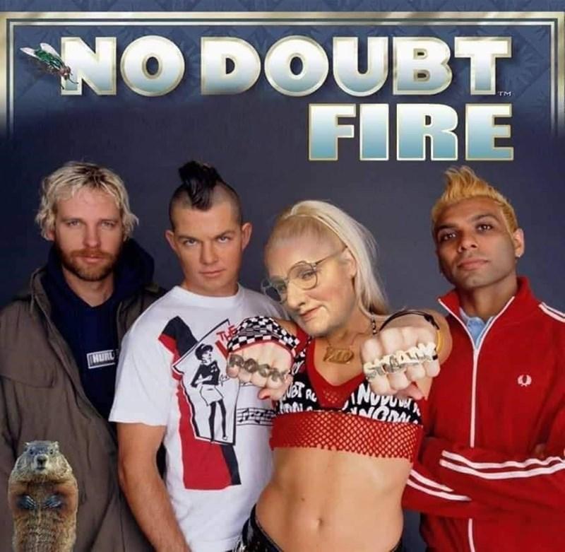 Clothing - NO DOUBT FIRE HURU