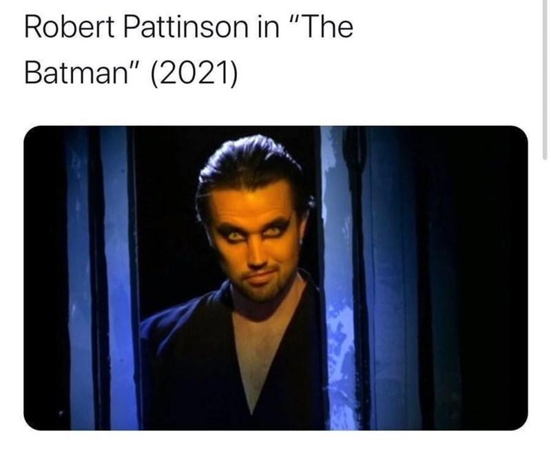 "Sleeve - Robert Pattinson in ""The Batman"" (2021)"