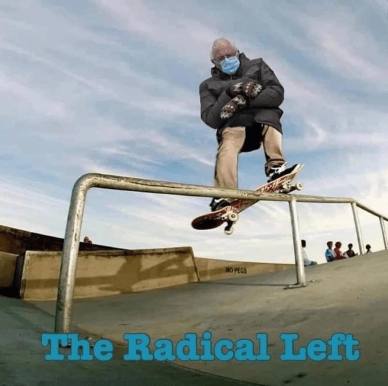 Sky - NO PEGS The Radical Left