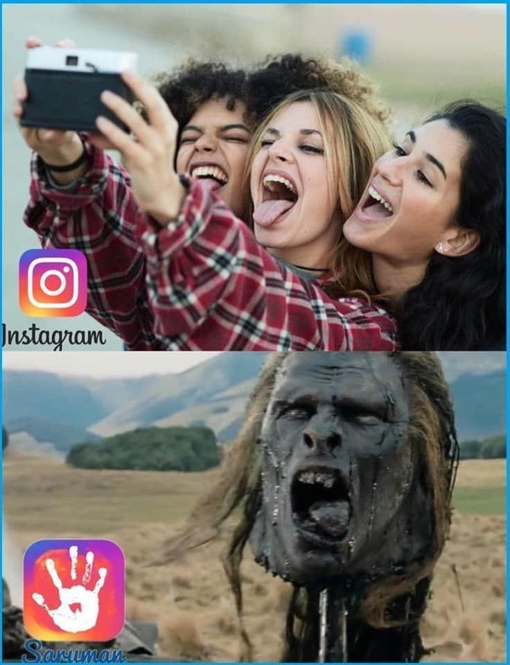 Face - Instagram YOURuman