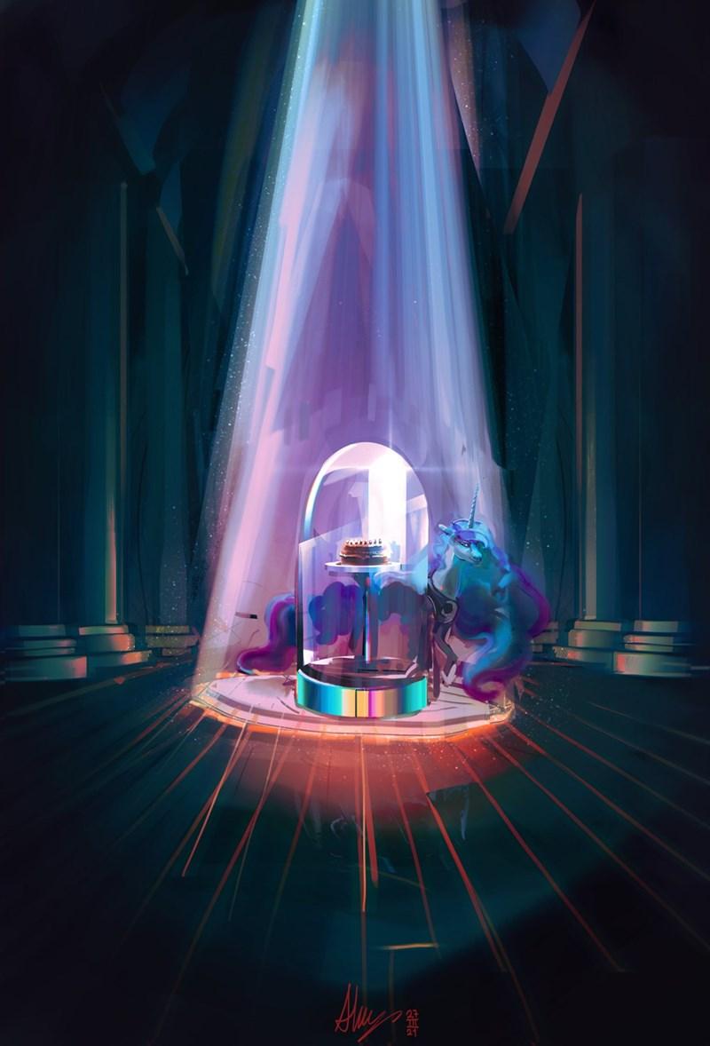 alumx princess luna - 9601484544