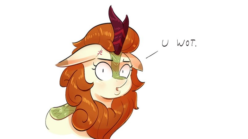 another_pony autumn blaze kirin - 9601877504