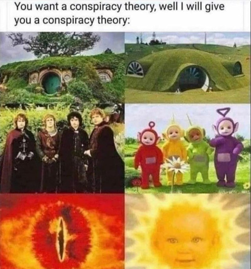Photograph - You want a conspiracy theory, well I will give you a conspiracy theory: