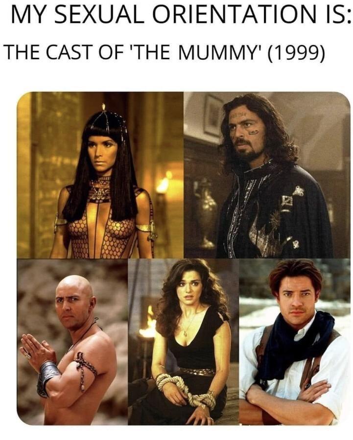funny memes, memes, the mummy