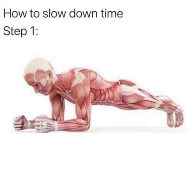 Gesture - How to slow down time Step 1: