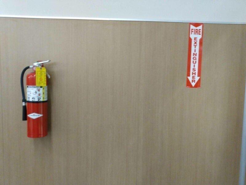 Fire extinguisher - FIRE WXTINGUISHER