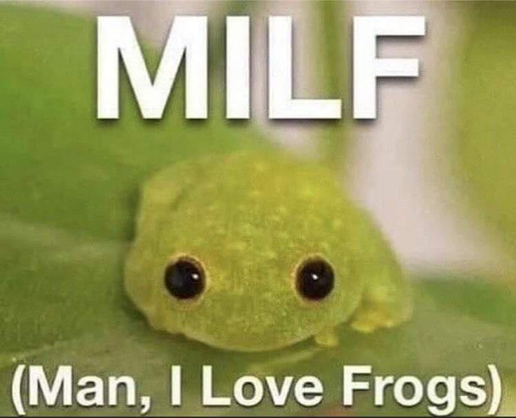 Head - MILF (Man, I Love Frogs)
