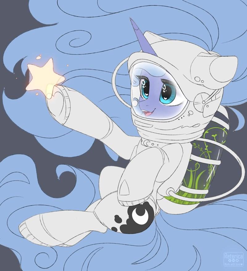 princess luna reterica - 9605149184
