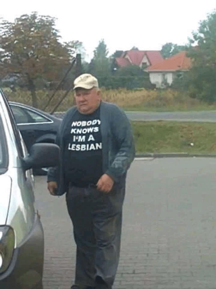 Car - NOBODY KNOWS I'M A LESBIAN