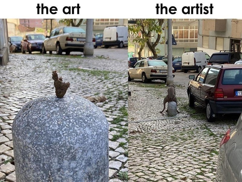 Car - the art the artist 13