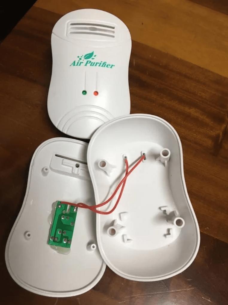 Game controller - Air Purifier