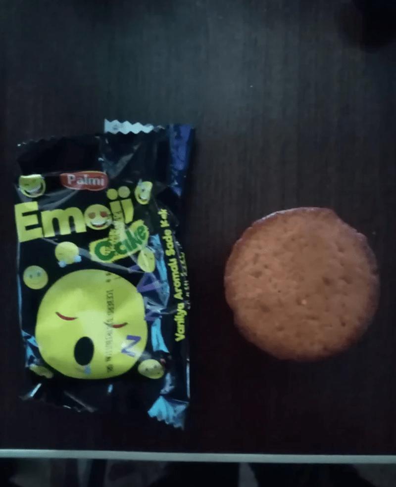 Food - 10000 Palmi Eme Ca Vanllya Aromalu Sade Kak