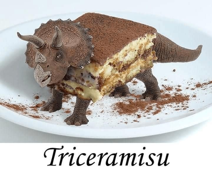 Tableware - Triceramisu