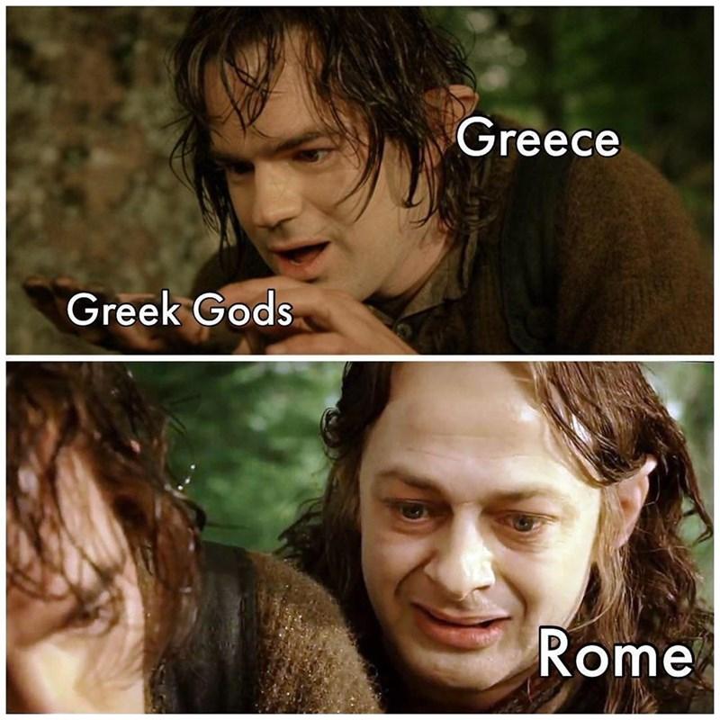 Hair - Greece Greek Gods Rome
