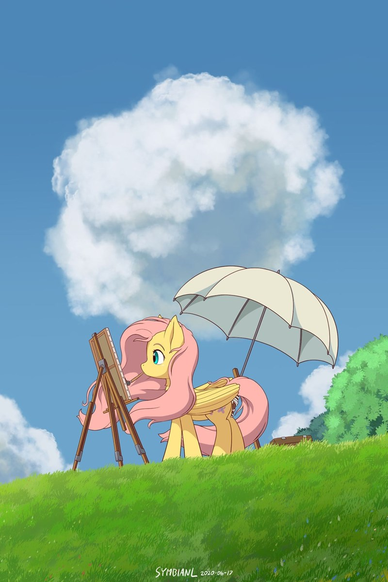 the wind rises ponify symbianl fluttershy - 9609177856