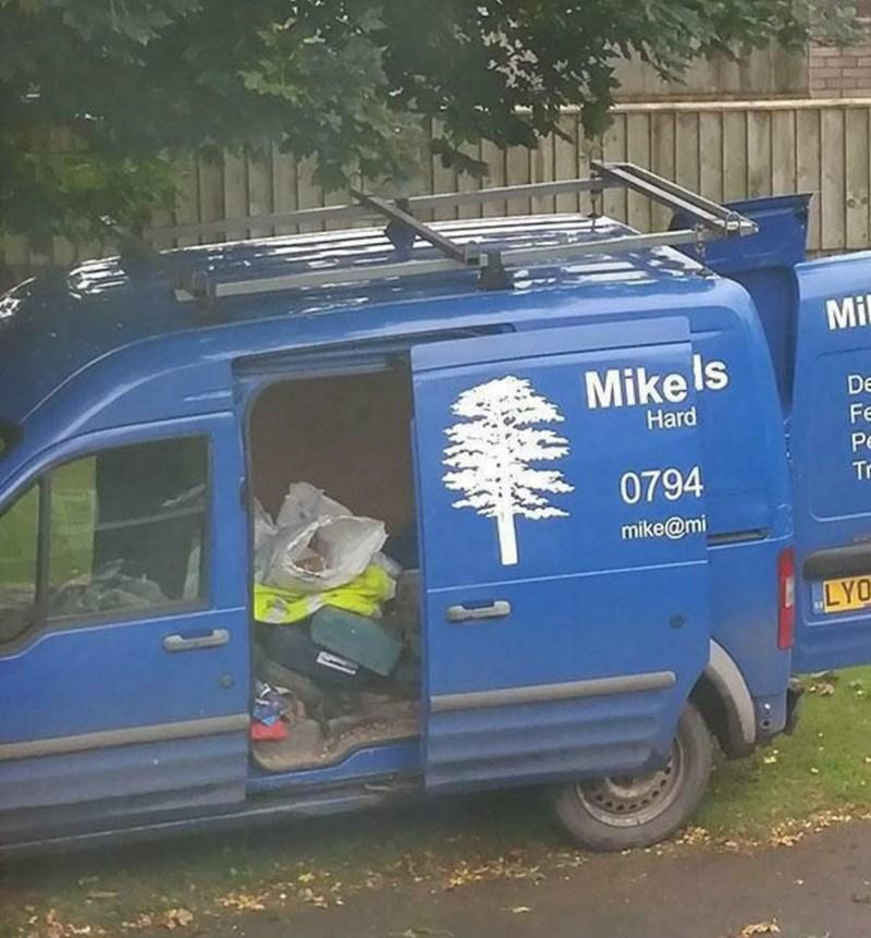 """Vehicle - Mil Mike Is De Hard Fe Pe 0794 Tr mike@mi """"LYO"""