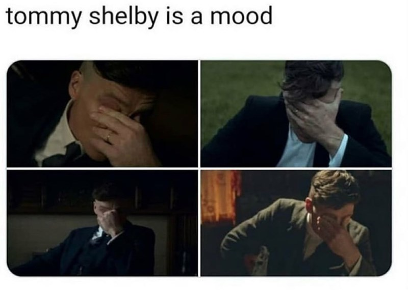 Outerwear - tommy shelby is a mood
