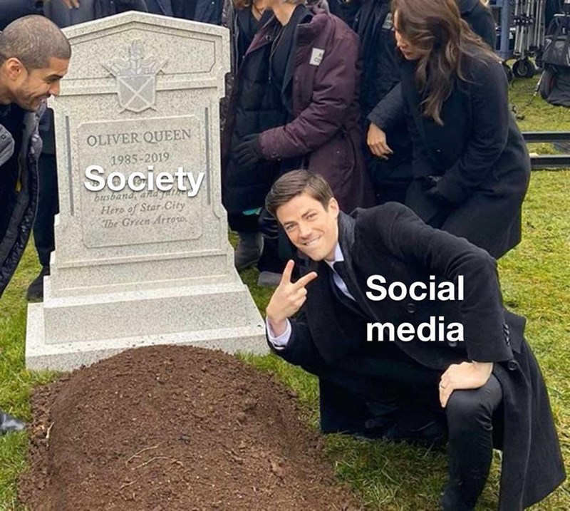 Plant - OLIVER QUEEN 1985-2019 Society busband, andjal Hero of Star City The Green Arrow. Social media