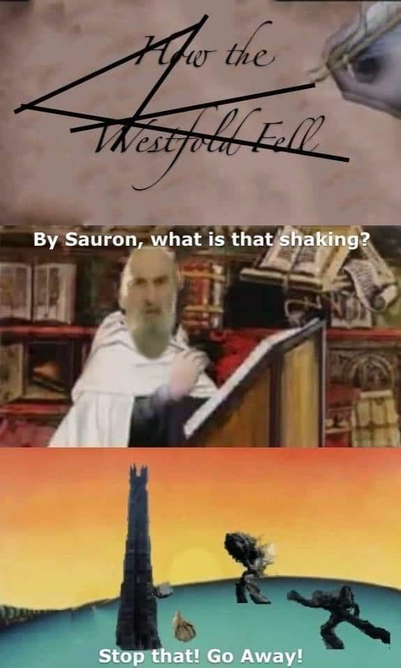 Photograph - Hho the Test By Sauron, what is that shaking? Stop that! Go Away!