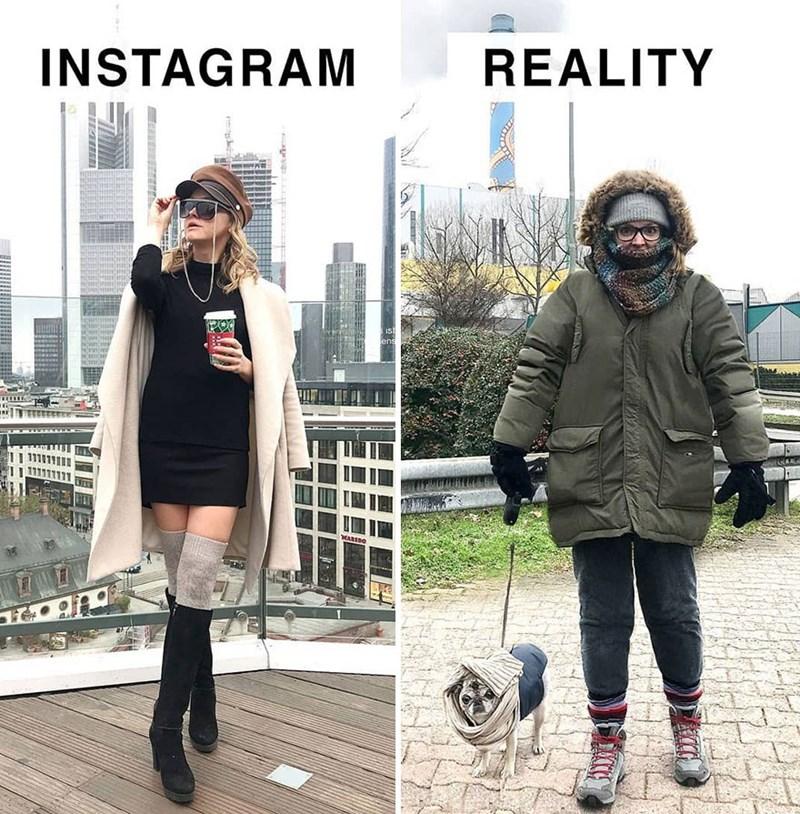 Outerwear - INSTAGRAM REALITY IS Bens MARIDO