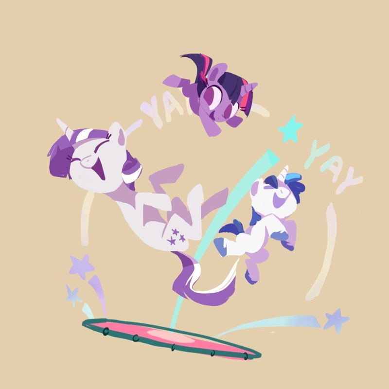 twilight sparkle shining armor twilight velvet drtuo4 - 9610742784