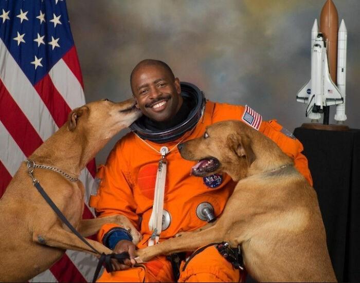Dog - NASA