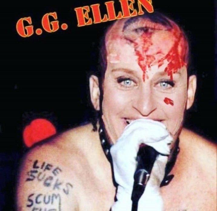 Nose - G.G. ELLEN SCUM
