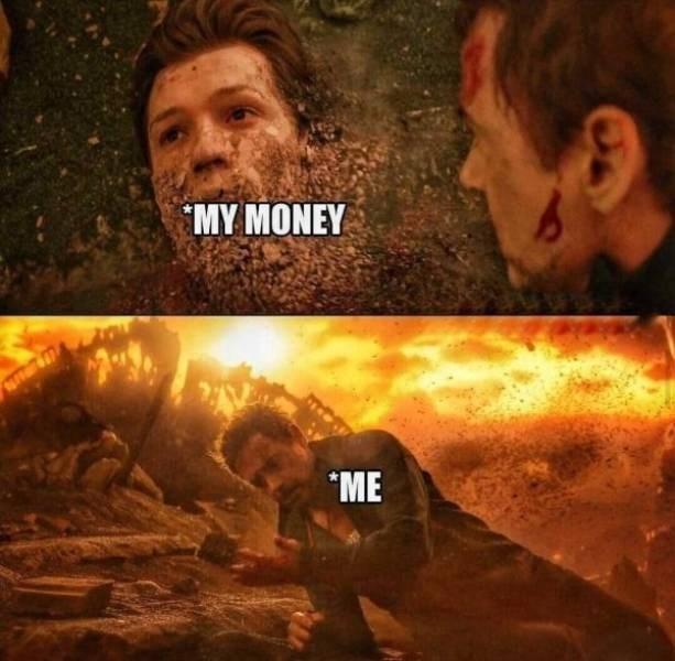 "World - MY MONEY ""ME"