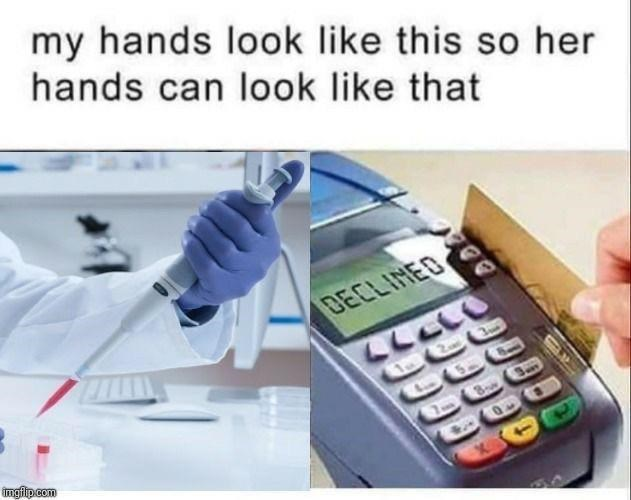 Calculator - my hands look like this so her hands can look like that DECLIMED imgilpcom