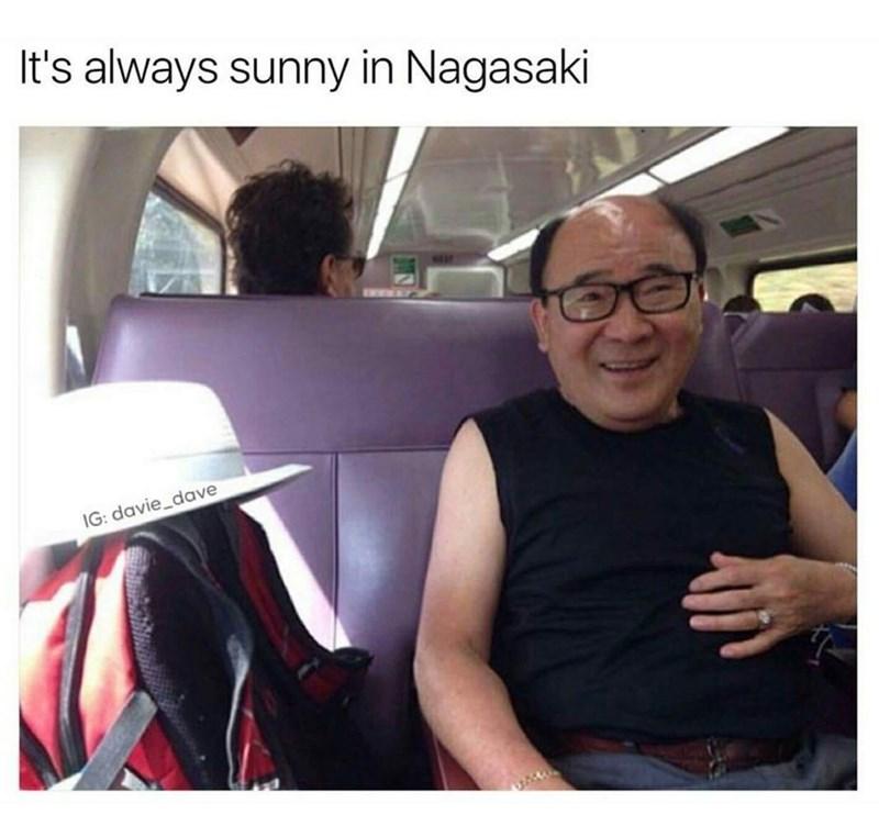 Glasses - It's always sunny in Nagasaki IG: davie_dave