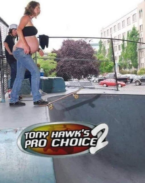 Building - TONY HAWK's PRO CHOICE