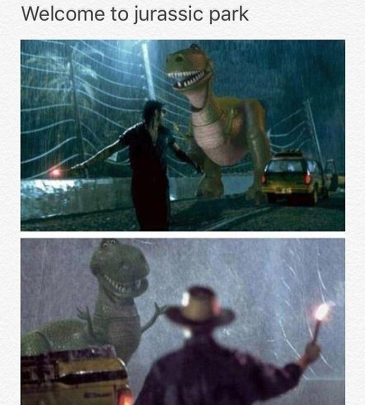 Photograph - Welcome to jurassic park